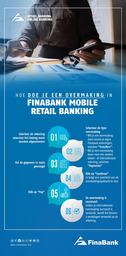 HOE DOE JE OVERMAKING IN MOBILE RETAIL BANKING